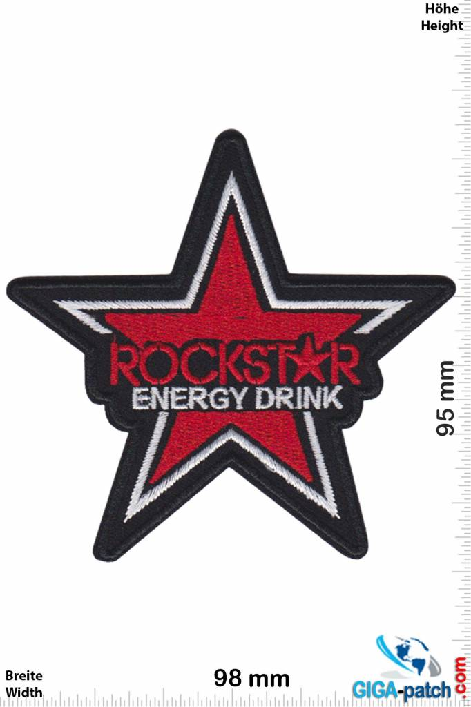 Rockstar Rockstar Energy Drink - red