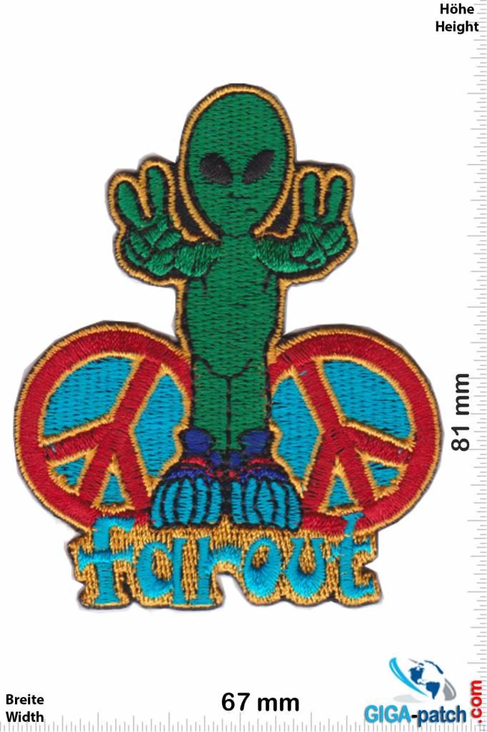 Alien Alien - Peace - farout