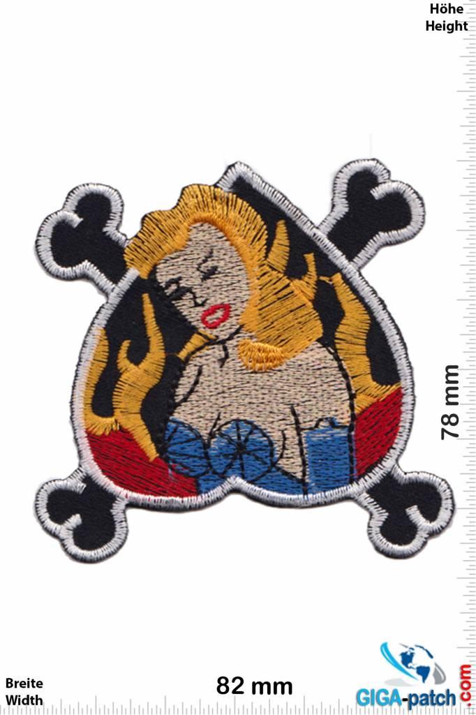 Fun Devil Girl - Herz