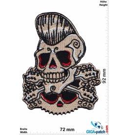 Totenkopf Skull-  Guitar - Gear - HQ