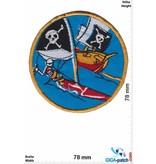 Pirat Pirat - Totenkopf - Surfing