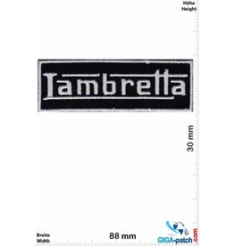 Lambretta Lambretta - black silver