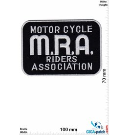 Biker M.R.A.  Motor Cycle Riders Association