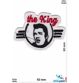 Elvis Elvis -  the King