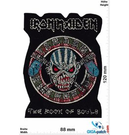 Iron Maiden Iron Maiden - The Book of Souls - HQ