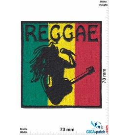 Bob Marley  Reggae - Bob Marley - color