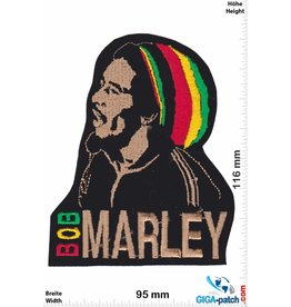 Bob Marley  Bob Marley - color - HQ