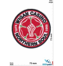 Wigan Casino Wigan Casino - Northern Soul - 1973 1981