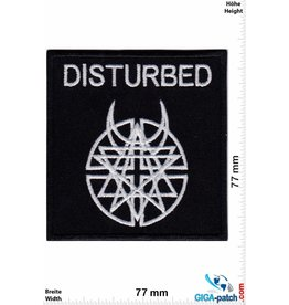 Disturbed Disturbed - square - US Metal-Band