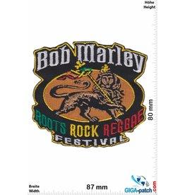 Bob Marley  Bob Marley - Roots Rock Reggae Festival - HQ