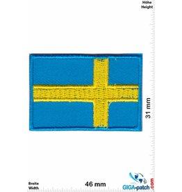 Sweden Schweden - Sweden - Flagge - small - 2 Stück