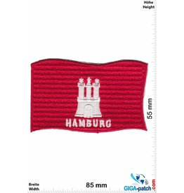 Hamburg - Flag