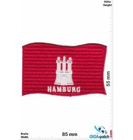 Hamburg - Flagge