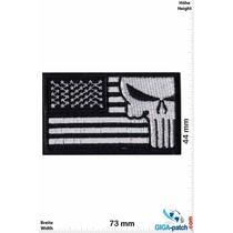 Punisher Punisher - USA - Flag - HQ
