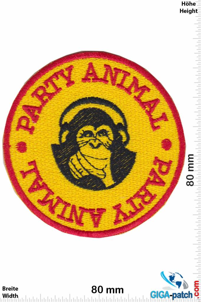 DJ Party Animal - Monkey
