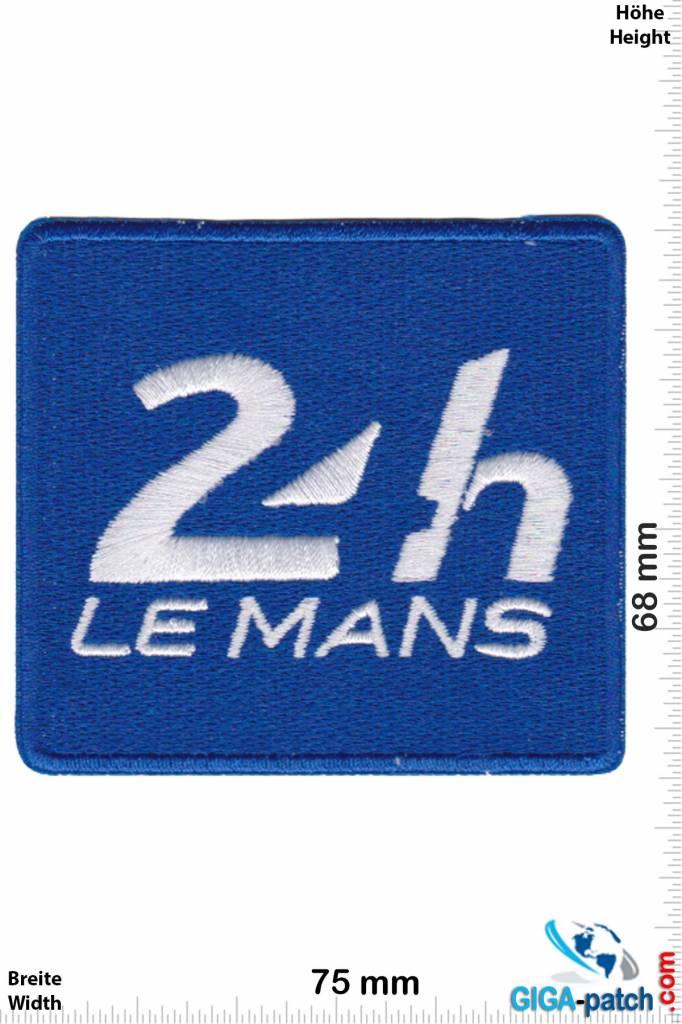Le Mans - 24h - blue