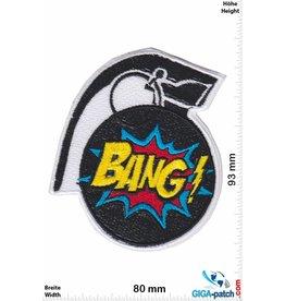 Cartoon Bang! - Hand grenade