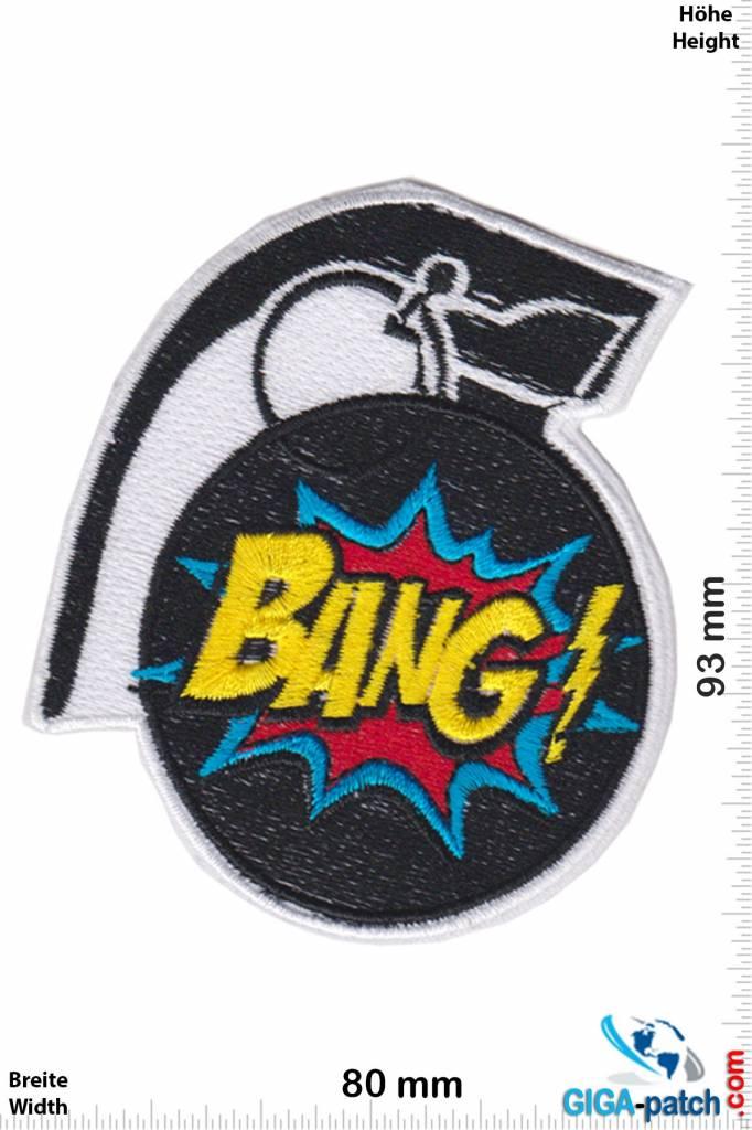 Cartoon Bang! - Handgranate