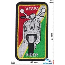 Vespa Vespa - Michelin Mann orange- HQ