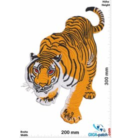 Tiger Tiger - color - 30 cm - BIG