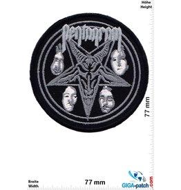 Pentagram Pentagram - Untergrund-Band Heavy-Metal - Face