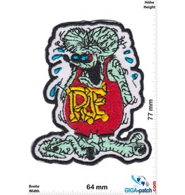Rat Fink Rat Fink - green - small