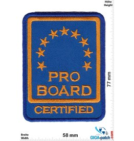 Emergency Pro Board - Certified  - Fire Service Professional Qualifications System