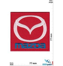 Mazda MAZDA - red silver