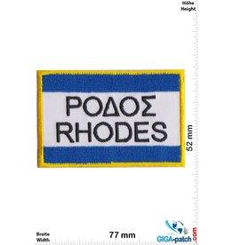 Greece Griechenland - Greece- Rhodes