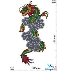 Dragon Drache - Dragon - Wolke - 16 cm