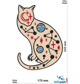 Cosmic Cat  - 24 cm