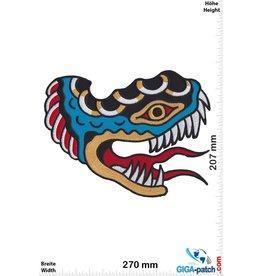 Schlangenkopf - Inka - Gucci  - 27 cm