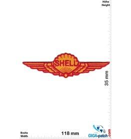 Shell Shell - Badge