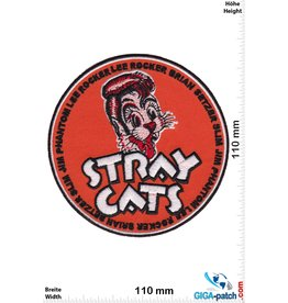 Stray Cats Stray Cats Rockabilly Rebels - Lee Rocker - HQ