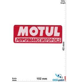 MOTUL MOTUL - Performance Motoroils