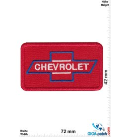 Chevrolet  Chevrolet - blue red