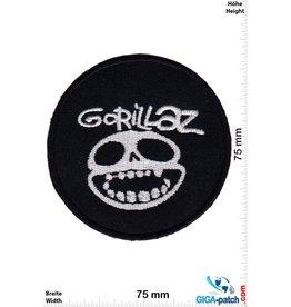 Gorillaz Gorillaz -  virtual band - round