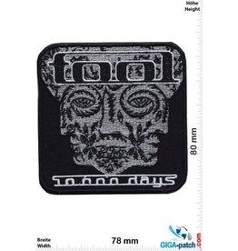 Tool Tool -10.000 Days - Progressive-Metal- Alternative-Metal-Band