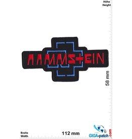 Rammstein Rammstein - red blue