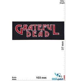 Grateful Dead  Grateful Dead - red black