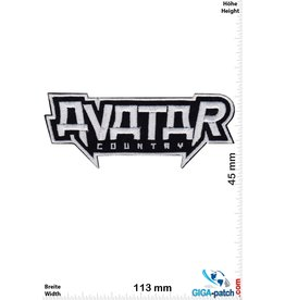 Avatar Country - silver - Metalband