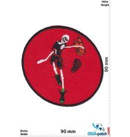 Totenkopf Skull - Basketball