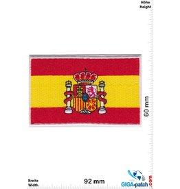 Spanien, Spain Flagge - Spanien - Flag Spain - big