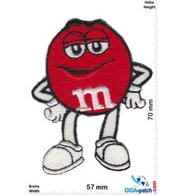 M&M's - red - Mars & Murrie's