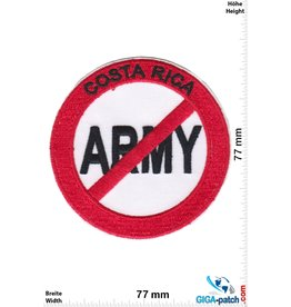 No Army -  Costa Rica