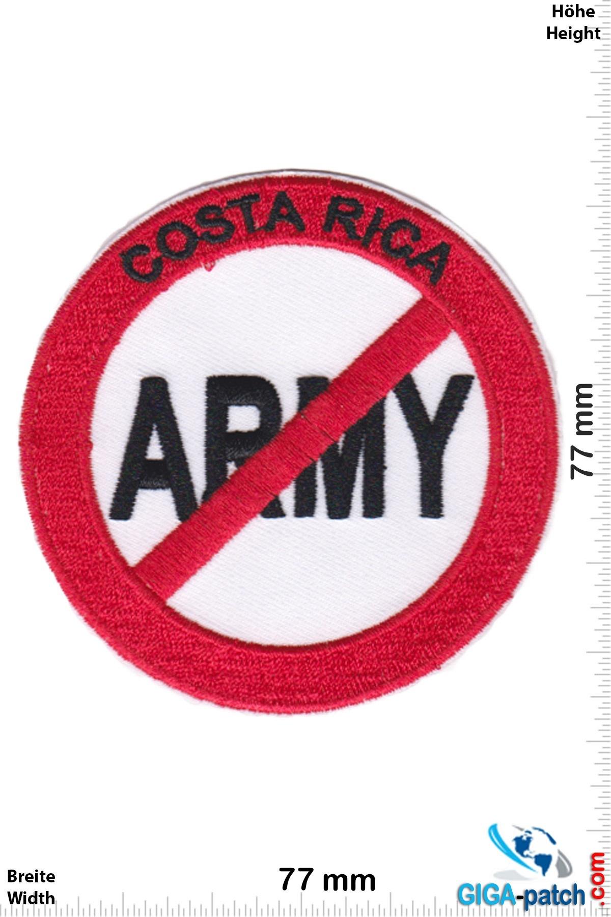 No Army -  Costa Rica
