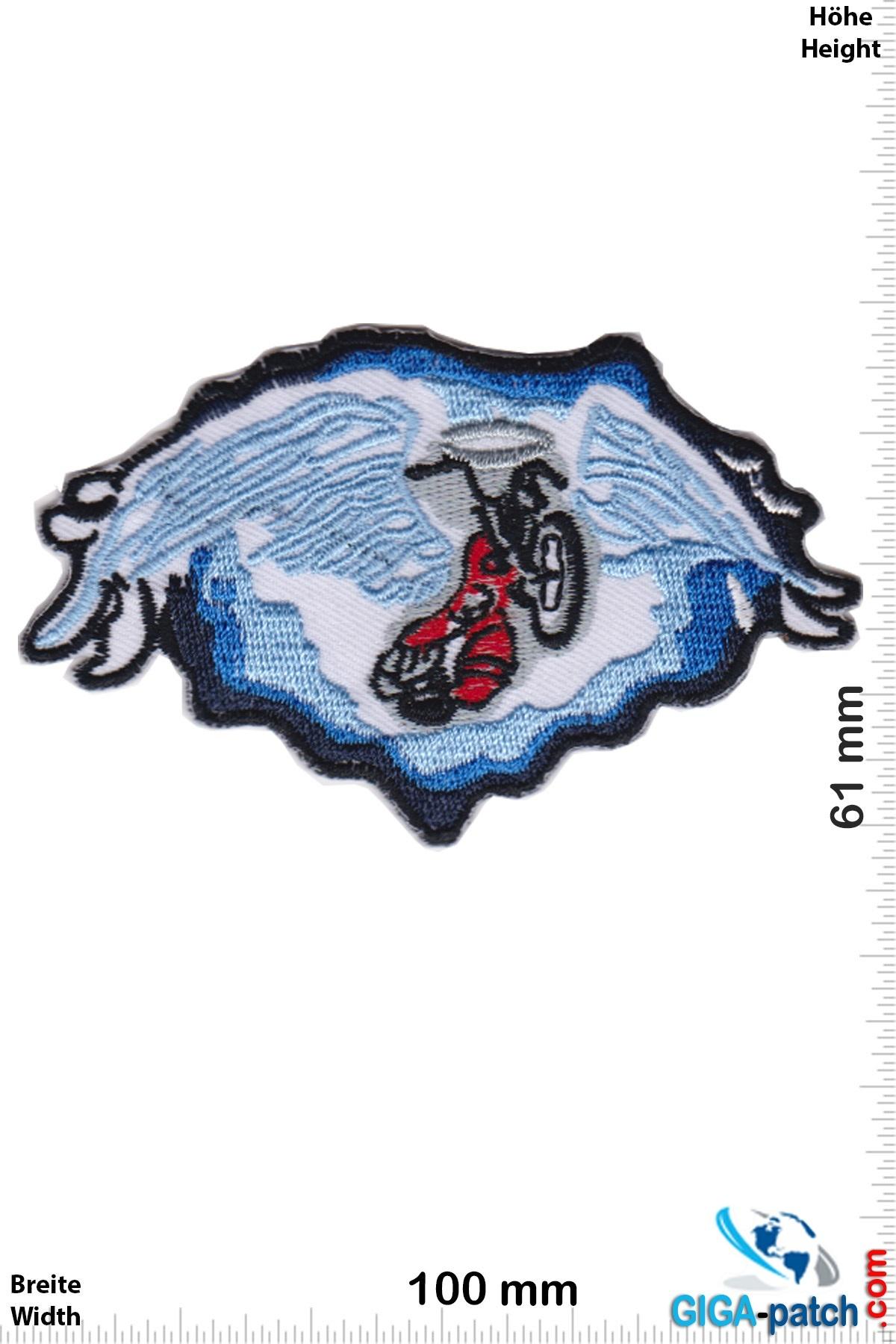 Biker Bike Angel