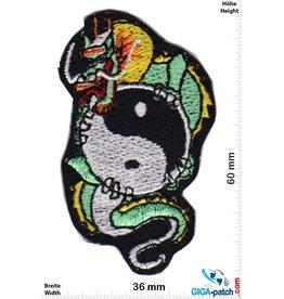 Yin Yang  Yin Yang - Drachen