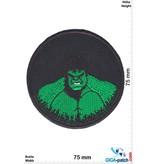 Hulk  round - Marvel-Comic