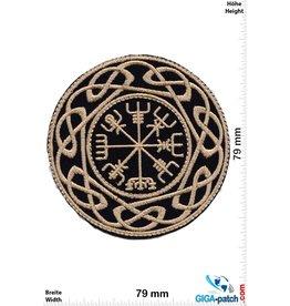 Celtic Vegvisir -Kompass- Celtic Symbols - Runic
